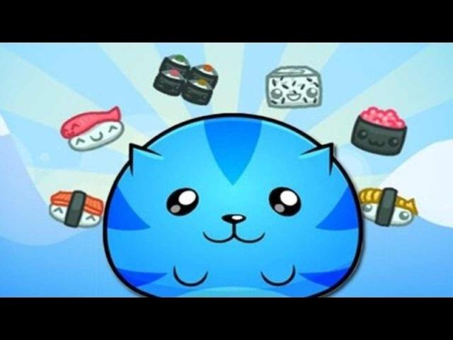Суши Кот 3 Sushi Cat 3 прохождение 1 часть