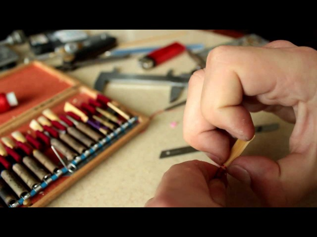 Canon EOS 600D - Oboe Reed Making