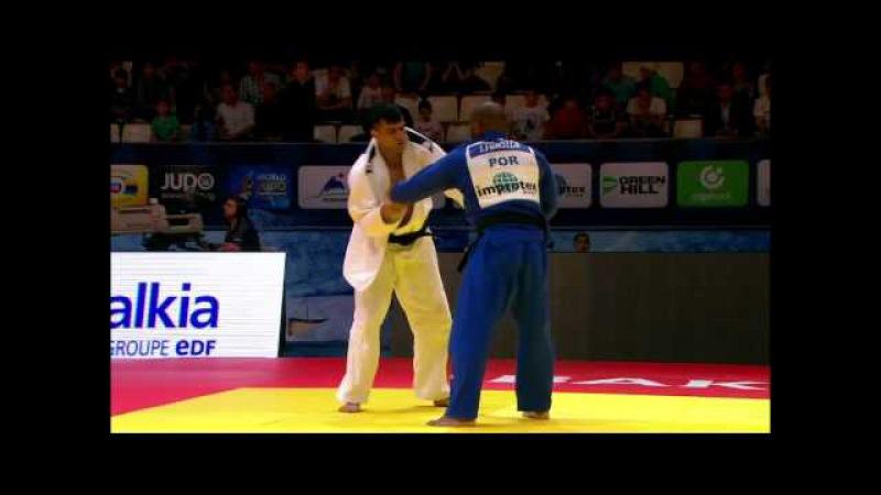 Grand Slam Baku 2015 GASIMOV Elmar AZE FONSECA Jorge POR