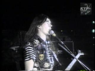 Коррозия Металла - СПИД (live). Железный марш-2, УДС Крылья Советов, 1990