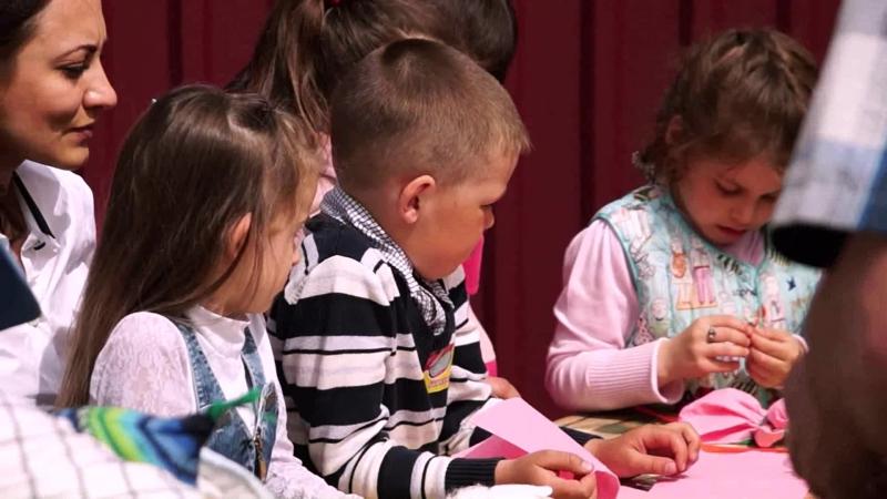 Свято Пасхи для дітей Церква Гефсиманія 2016