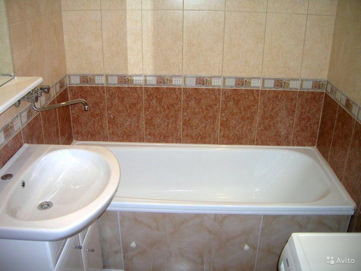 Ремонт плитки в ванной своими руками