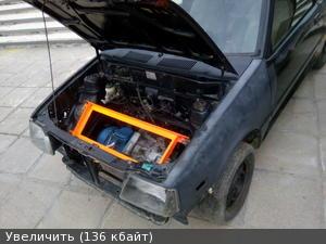 Электромобиль Стрелка (Сузуки Култус АИР112)
