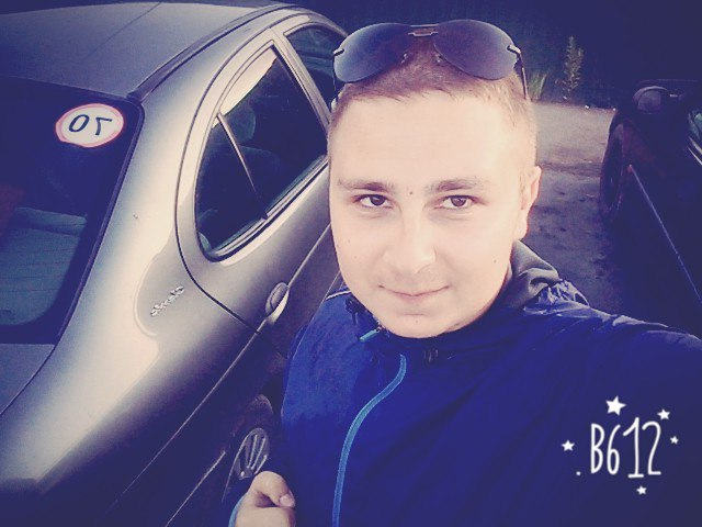 Slavik, 19, Vitsyebsk