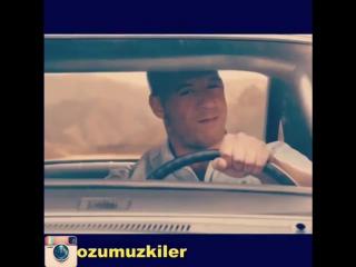 Vin Diesel Azerbaycanli qaqashnan