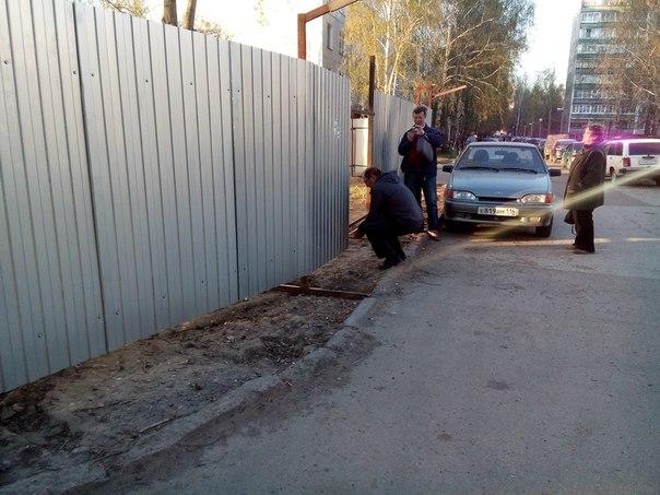 Жители Челнов выйдут на митинг, чтобы защитить сквер Победы от точечной застройки компании «Челны-мясо»