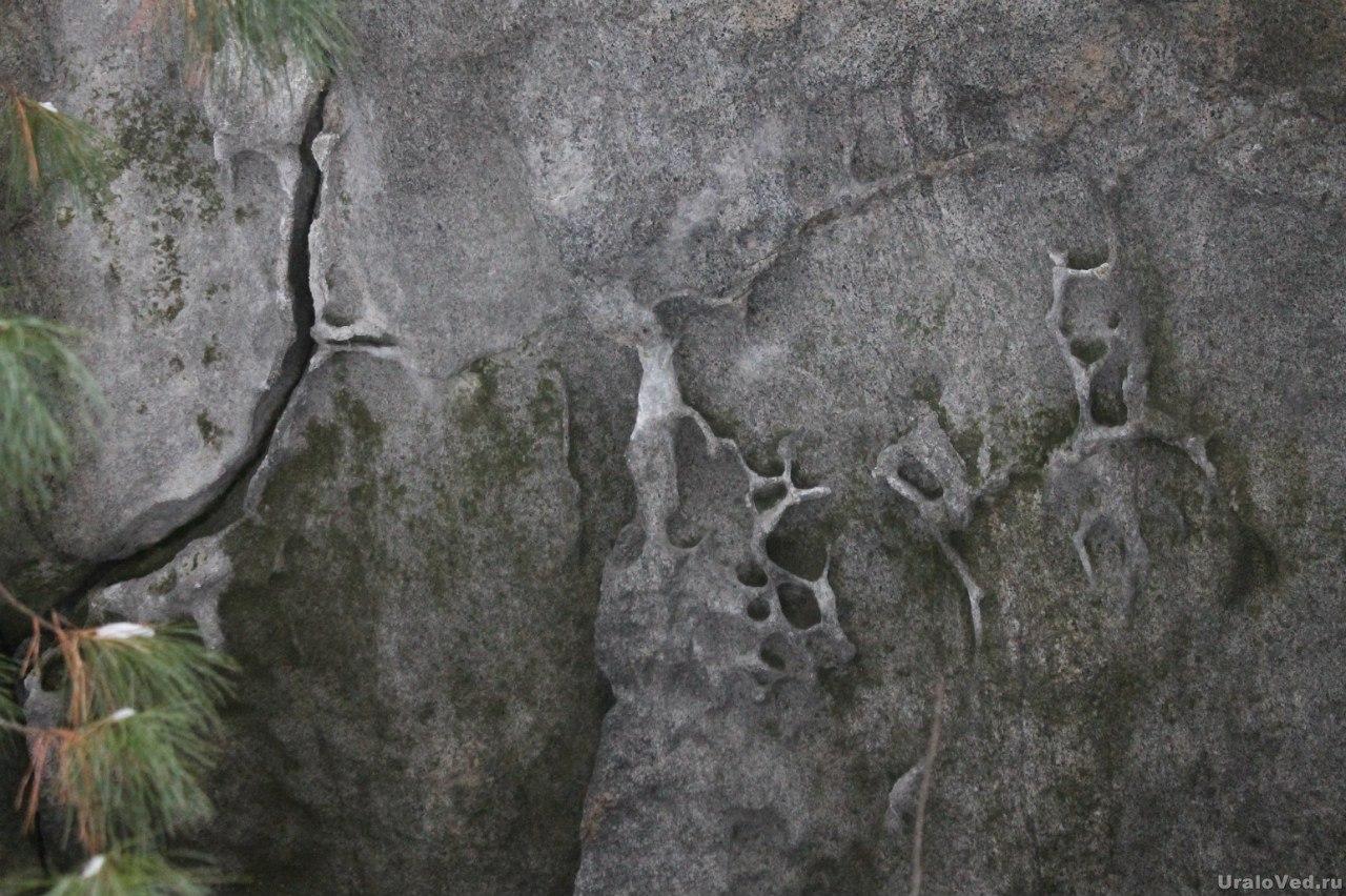Скалы на Кедровом острове
