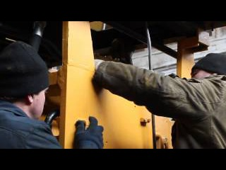 Капитальный ремонт погрузчика STALOWA WOLA L-34