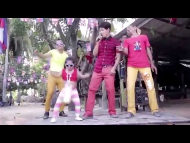Preap sovath ► pa derng pa veay, khmer new year song 2015, rhm song, preap sovath new song.mp4