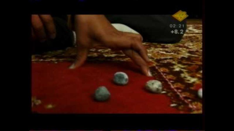 Киргизская народная игра Беш-таш