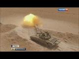Беспилотники снимают обстрелы в Сирии! Советская ЗСУ 23 4 «Шилка» стреляет по боевикам в СИРИИ