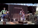 Compressorhead perform Joan Jett classic