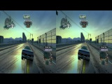 3D CardboardActivePassive - BURNOUT PARADISE  Race East to the Wildcats Stadium  SBS