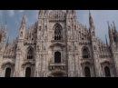 На крышах Миланского собора Milano Duomo