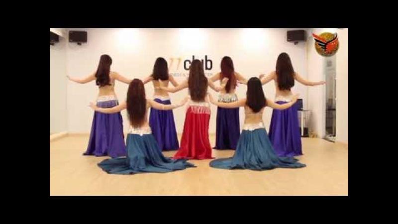 Yalla Habibi Belly - Choreography by Trịnh Huyền