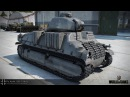 Pz.Kpfw S35 отличный прем танк для начинающего танкиста !