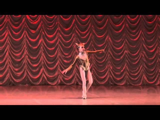 Отчетный концерт КГХУ, осень 2015, Артемьев Бэмби