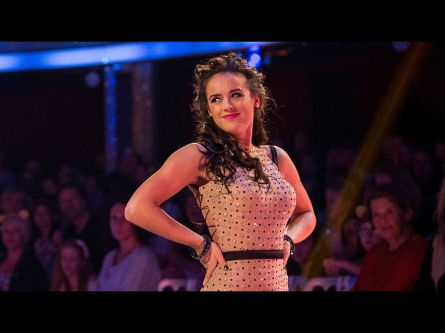 Georgia May Foote Giovanni Pernice Samba to 'Volare' Strictly Come Dancing 2015