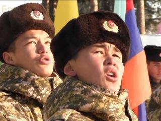 Хроники Международного слета юных патриотов - 2016. Фильм 1