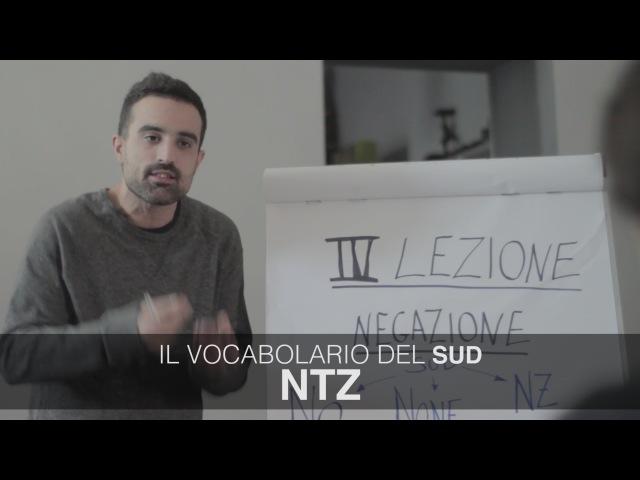 Il vocabolario del SUD - NTZ
