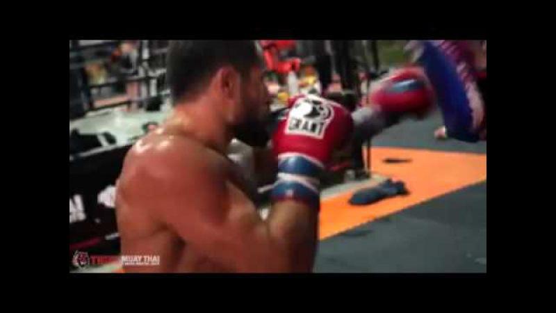 Mairbek Taisumov - Hard Training!