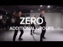 Additional groups / Zero - Chris Brown / Lia Kim Choreography