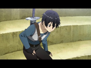 Sword Art Online [TV-1] - 2 серия [Zendos & Eladiel]
