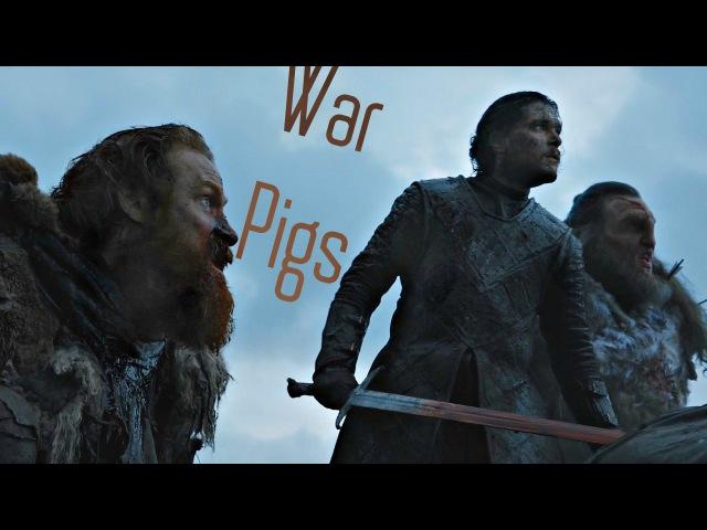 Game of Thrones || War Pigs