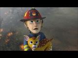 Супер крылья - Джетт и его друзья - Самолеты-трансформеры - Папа-пожарный - Серия 35