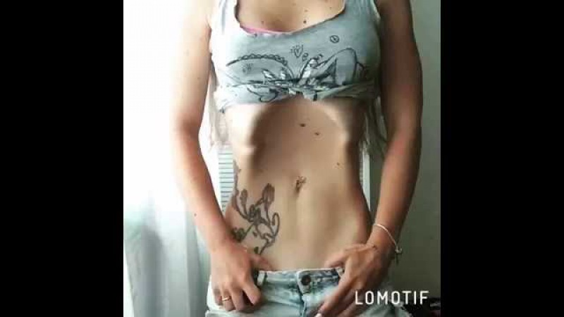 Плоский живот после родов.Похудение после родов и не только....