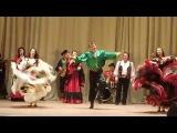 РОМЭН, цыганской ансамбль песни и танца +7(342)2474785