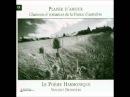 Le Poème Harmonique / Blanche Biche