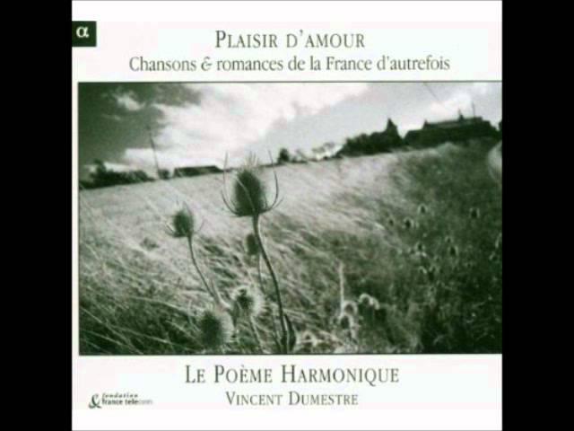 Le Poème Harmonique Blanche Biche