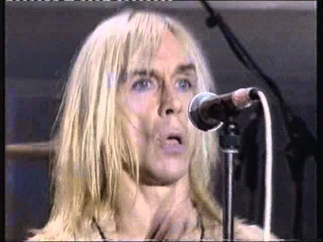 Iggy Pop Pussy Control The Passenger Lust For Life Live The White Room 24 02 96