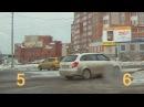 Битва за кольцо. Мортал Комбат в Томске. Драка водителей на дороге. Полиция. Прик ...