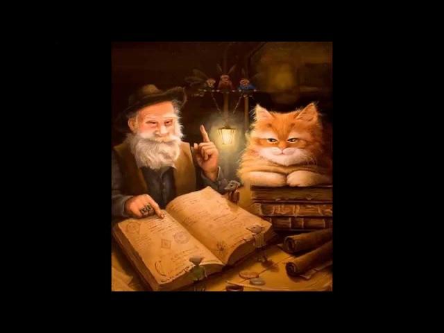 Сказочные коты баюны Александра Маскаева