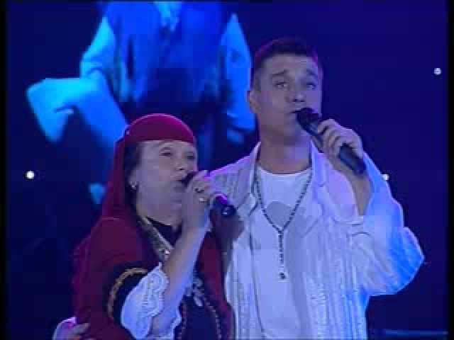 ГЕОРГИ ХРИСТОВ и ВАЛЯ БАЛКАНСКА - ИЗЛЕЛ Е ДЕЛЬО ХАЙДУТИН - live 2005 (Official video HQ)