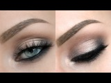 Urban Decay Naked Smoky Palette Tutorial - Grungy Smoky Eye