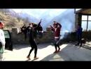 [Кавказский Переулок] Зажигательный танец Зубайры Тухугова и Роджера Хуэрты
