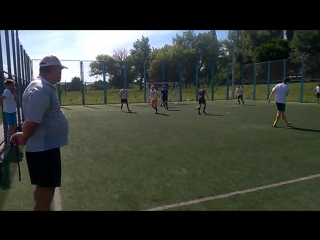 Удар - Фк Сепар первый тайм ( первая часть)