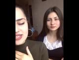 Ани Варданян и  Адель Баракова