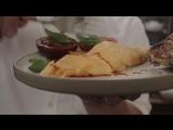 Джейми Оливер - Как приготовить лёгкий омлет