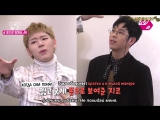 [RUSBLOCK] 160525 Mnet M2: Let's play with Block B, Ep.4  Рус.саб