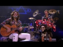 Steve Vai & Jeremy Colson - Treasure Island (Live 2009)