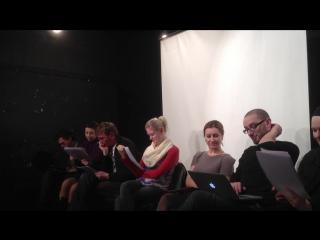 Teatr.doc სხვისი შვილები. დავით გაბუნია. Чужие Дети . Давид Габуния