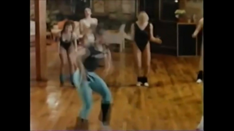 Dwight Tilley - Keep on working (1984) - саундтрек к фильму Heavenly Bodies/Небесные тела