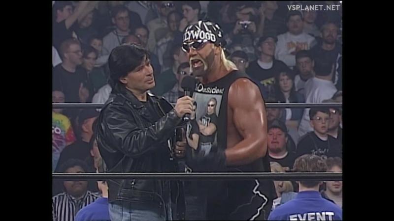 Hulk Hogan Interview @ WCW Monday Nitro 27.01.1997