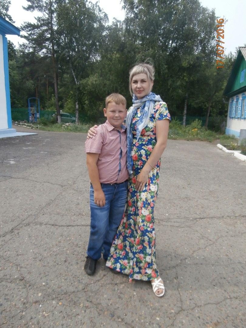 Татьяна Гумадо, Канск - фото №1
