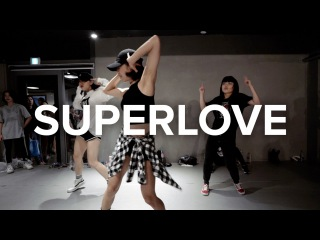 Superlove - Tinashe / May J Lee Choreography