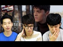 "Реакция корейцев на клип "" Alekseev - Пьяное солнце"" Корейские парни Korean guys"
